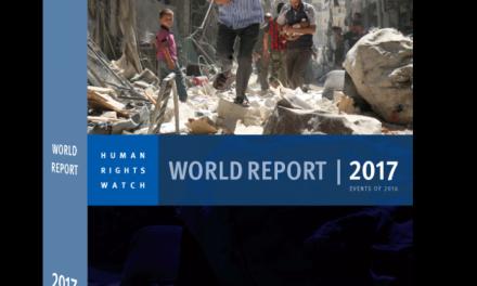 دیدهبان حقوق بشر: کانادا در سالی که گذشت