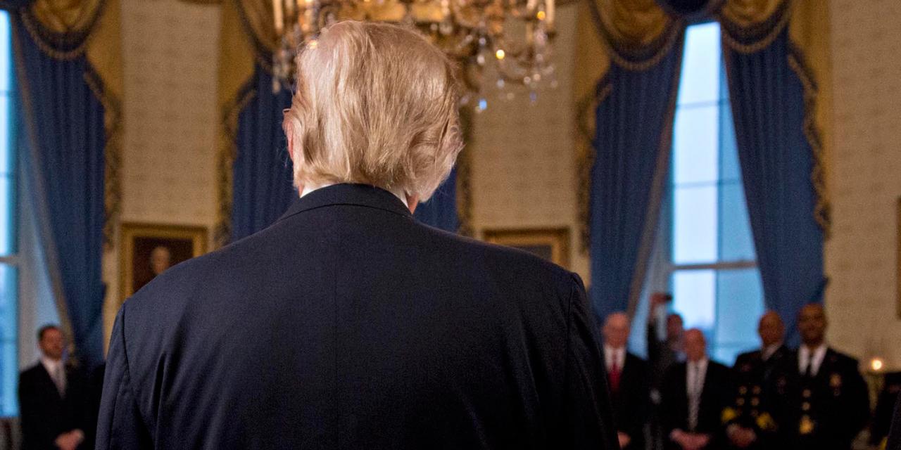 شکست قطار استراتژیک ترامپ