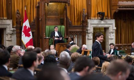 لغو برنامه اصلاح نظام انتخاباتی کانادا