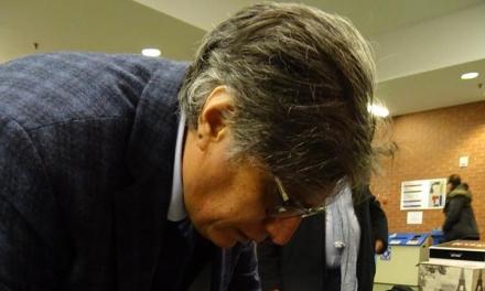 دیدار با سعید ملکپور در بند هشت زندان اوین