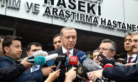 بازی اردوغان روی تیغ تیز بحران