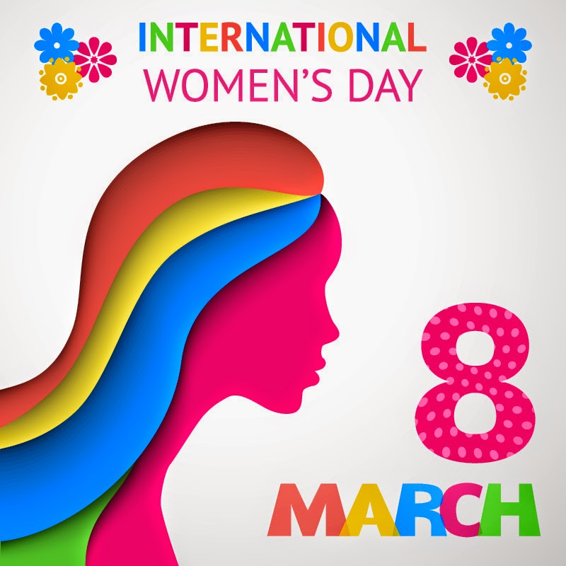 International-Womens-Day-Vector