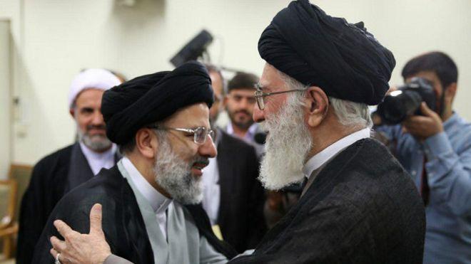 Raeisi-Khamenei