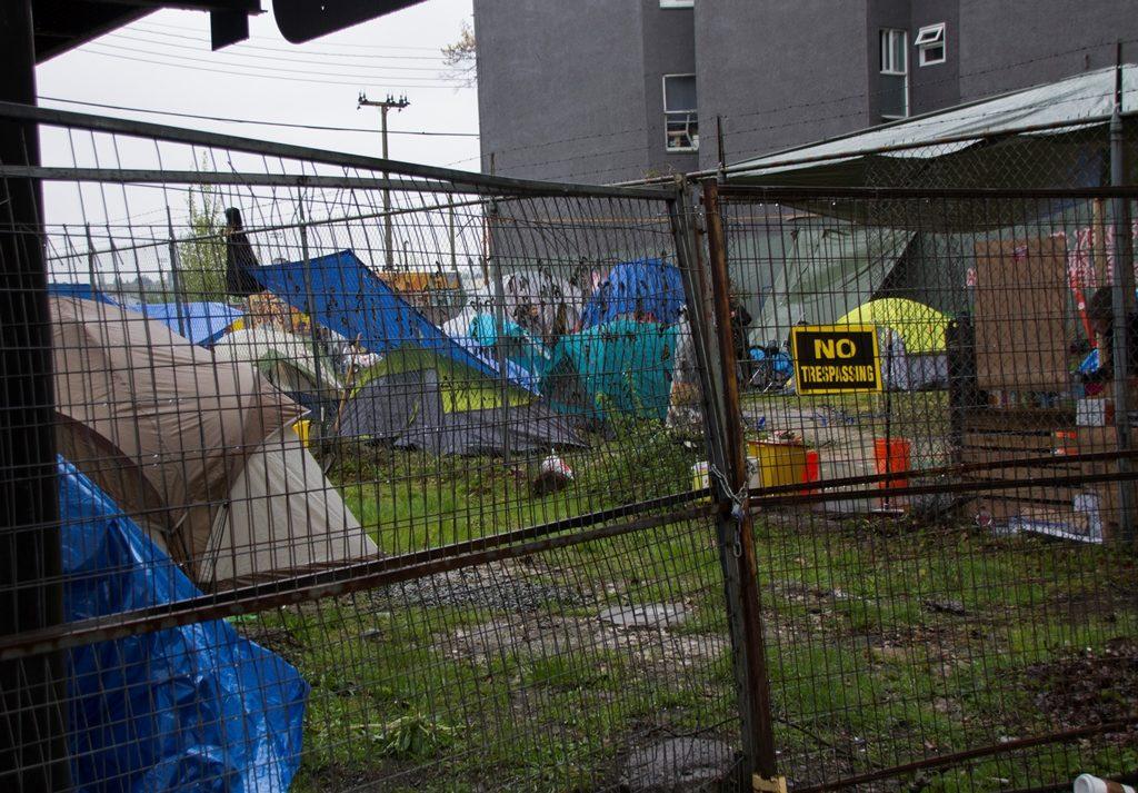 Tent city Vancouver8