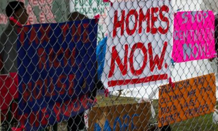 گالری عکس: ونکوور دوباره صاحب یک شهر چادری شد