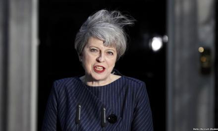 """سیاست """"چرچیلی"""" نخست وزیر بریتانیا"""