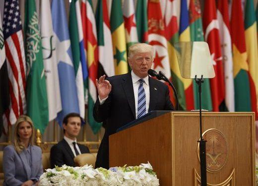سفر ترامپ به عربستان در راستای تشدید منازعات خاورمیانه