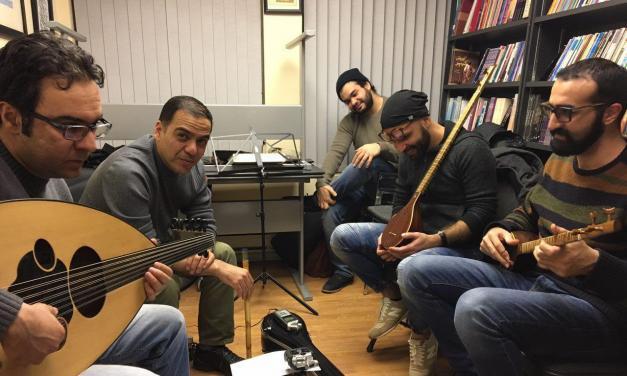 گفتوگوی رضا هنری با گروه موسیقی «وشان» و «دیبا»