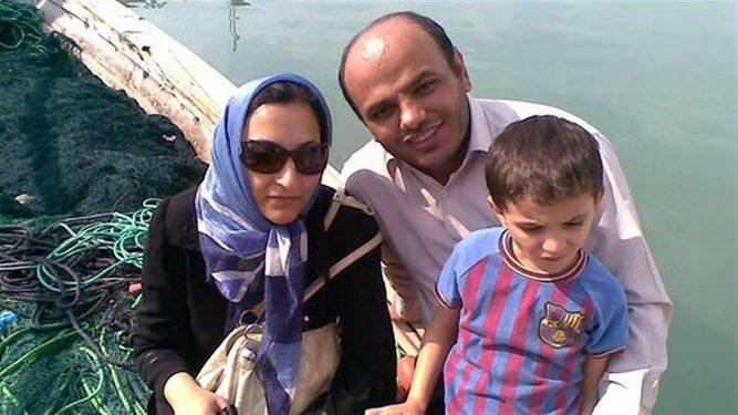 برای کورش نورانی پسر هشتسالهی ایرانی