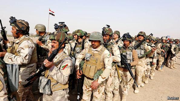 موصل گام اول برای پیروزی بر تروریسم جهادی