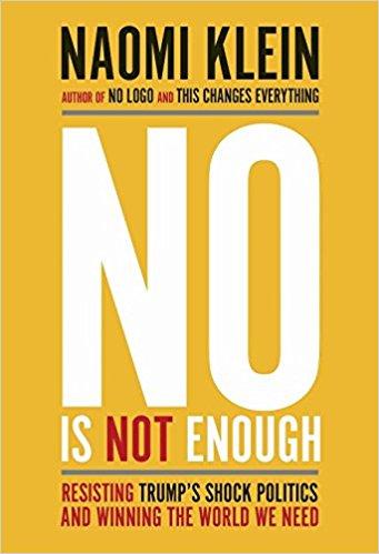 جنبش جهش در مقابل برند ترامپ: مروری بر «نه کافی نیست»
