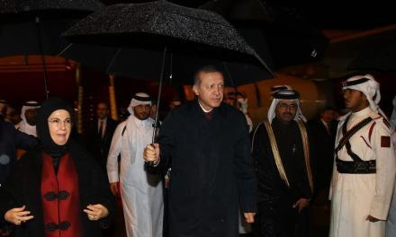 بندبازی اردوغان بر بحران عربستان – قطر