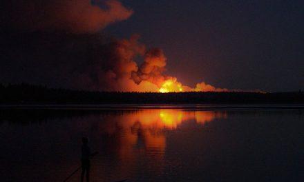 اعلام وضعیت اضطراری در بریتیش کلمبیا برای مهار آتش