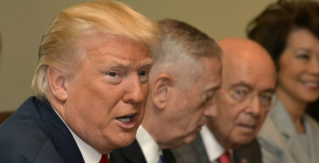 خطر جنگ قدرت در ساختار سیاسی آمریکا