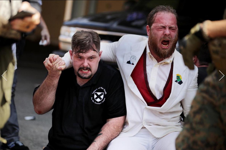 """خشونت نژادی در آمریکا """"نهادینه شده"""" است"""