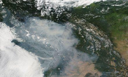 یکهتازی تغییرات اقلیمی در بریتیش کلمبیا: آتش، دود، گرما و وضعیت اضطراری