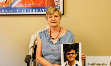حقوق بشر، کانادا و عفو بینالملل