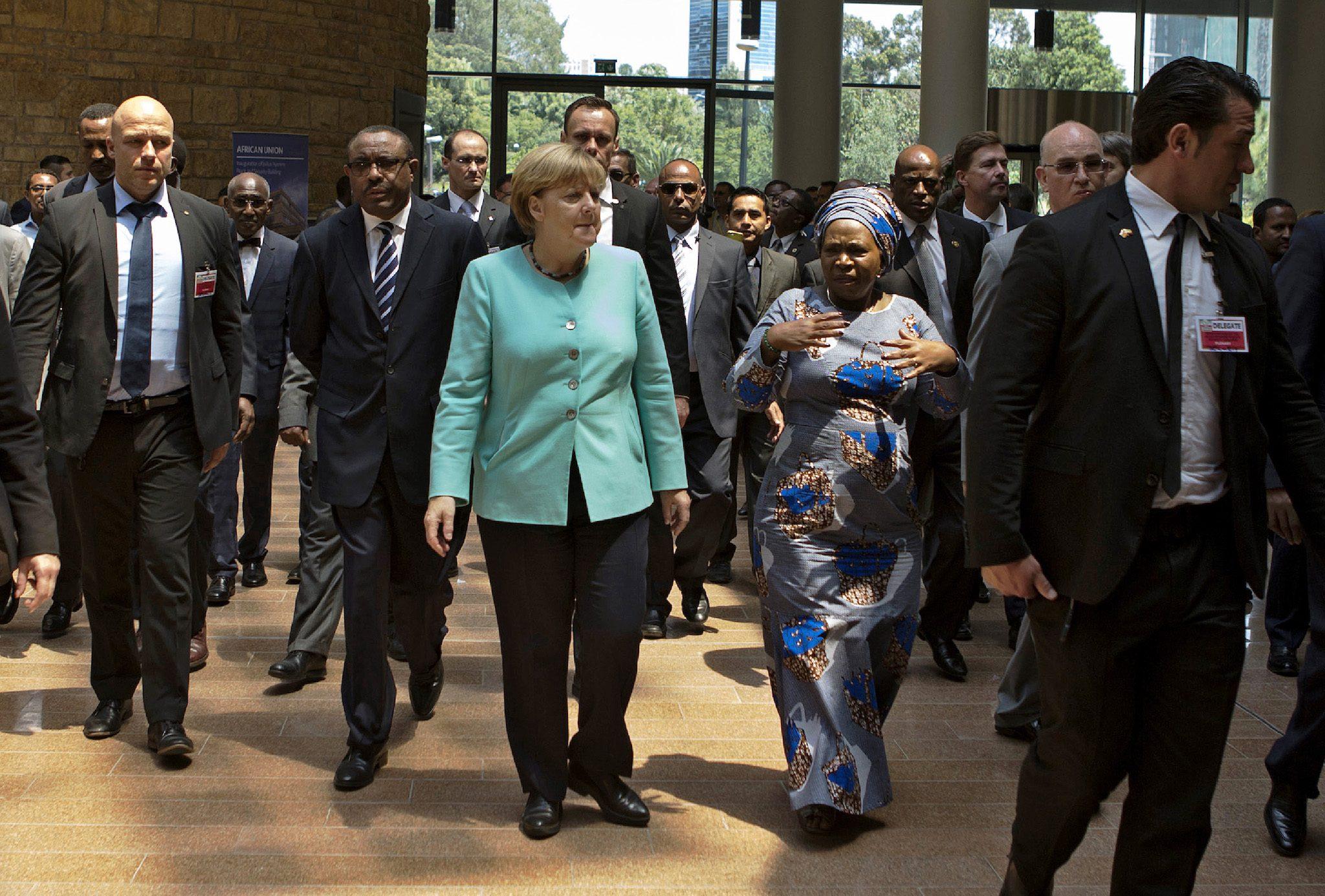 ETHIOPIA-GERMANY-DIPLOMACY-POLITICS
