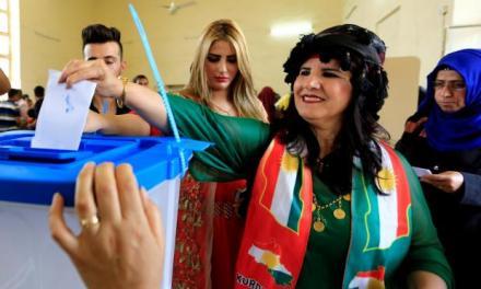 «کرکوک»نتیجه رقابت بغداد – اربیل را تعیین میکند