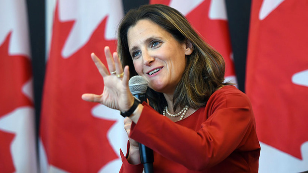 Canada Forign Minister