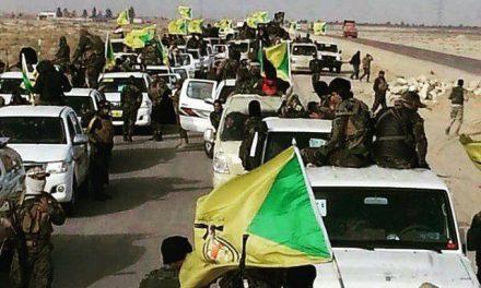 بقایای داعش در خدمت استراتژی منطقهیی آمریکا