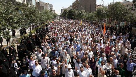 گسلهای فعال فلات ایران