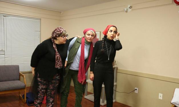 آتن مسکو، نمایشی که باید دید