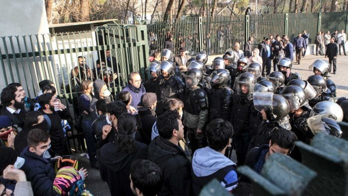 1515028353_730_iran-protests-khamenei-accuses-foreign-enemies-of-fuelling-deadly-unrest-as-450-arrested