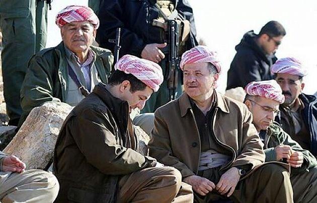 """آیا کردهای سوریه به راه شکست خورده """"بارزانی"""" میروند"""