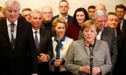 آلمان در مسیر عبور از بحران سیاسی