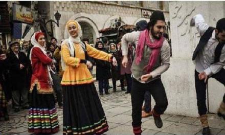 رقص و اعتراض