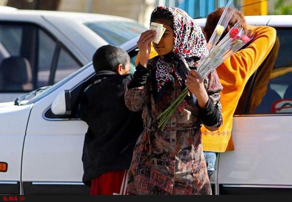 توفان توئیتری در حمایت از کودکان کار بروجردی