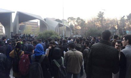 پیام محمد ملکی به مناسبت قیام حقطلبانه ملت ایران