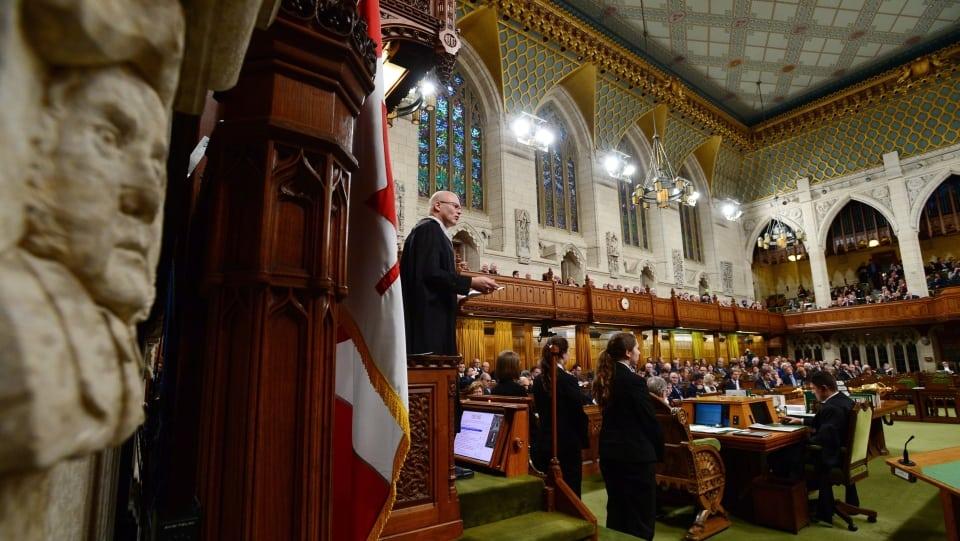 شفافیت و حقوق نمایندگان مجلس کانادا
