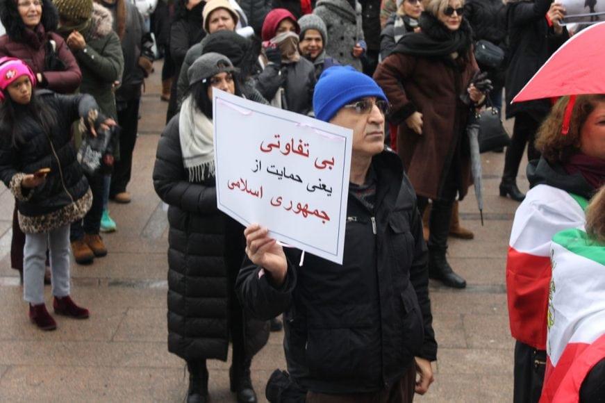 Photo-by-Mahin11 چگونه جنبش مردم در داخل ایرانبه خارج از کشور جان داد