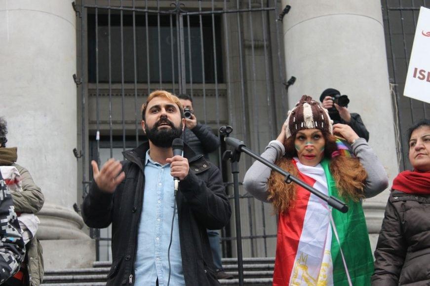 Photo-by-Mahin13 چگونه جنبش مردم در داخل ایرانبه خارج از کشور جان داد