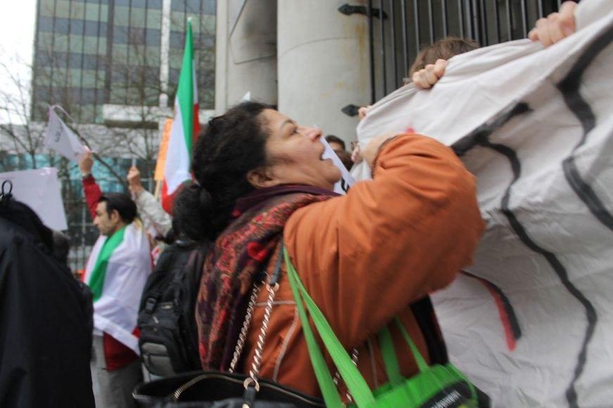 Photo-by-Mahin26 چگونه جنبش مردم در داخل ایرانبه خارج از کشور جان داد