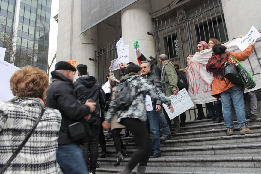 Photo-by-Mahin27 چگونه جنبش مردم در داخل ایرانبه خارج از کشور جان داد