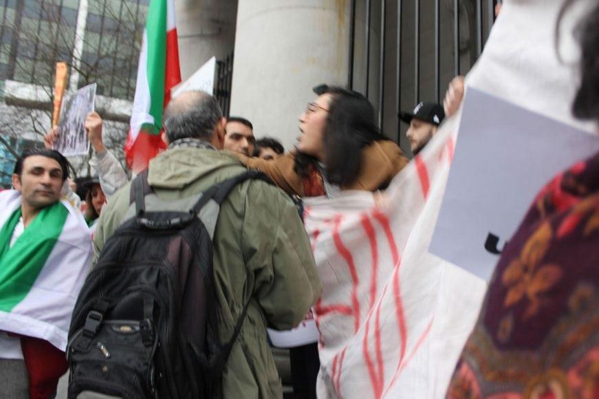 Photo-by-Mahin28 چگونه جنبش مردم در داخل ایرانبه خارج از کشور جان داد