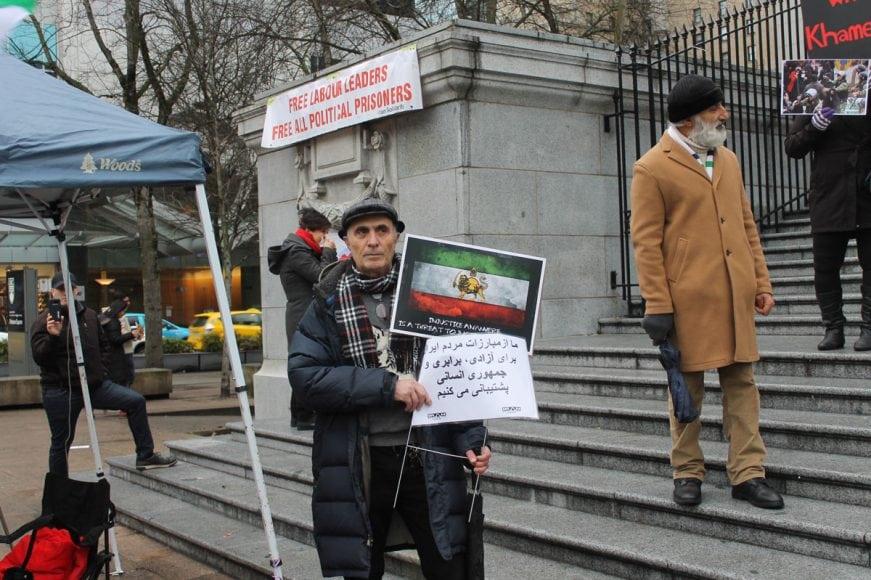 Photo-by-Mahin32 چگونه جنبش مردم در داخل ایرانبه خارج از کشور جان داد