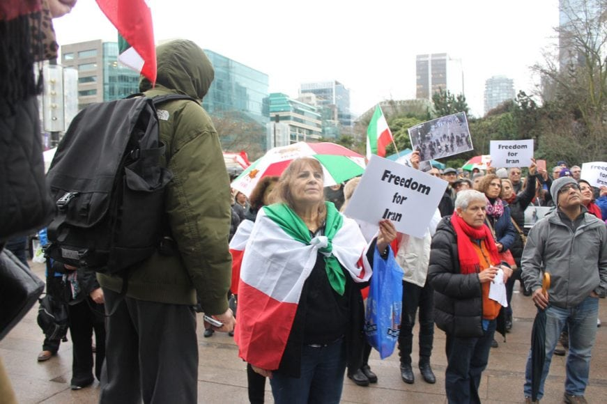 Photo-by-Mahin33 چگونه جنبش مردم در داخل ایرانبه خارج از کشور جان داد
