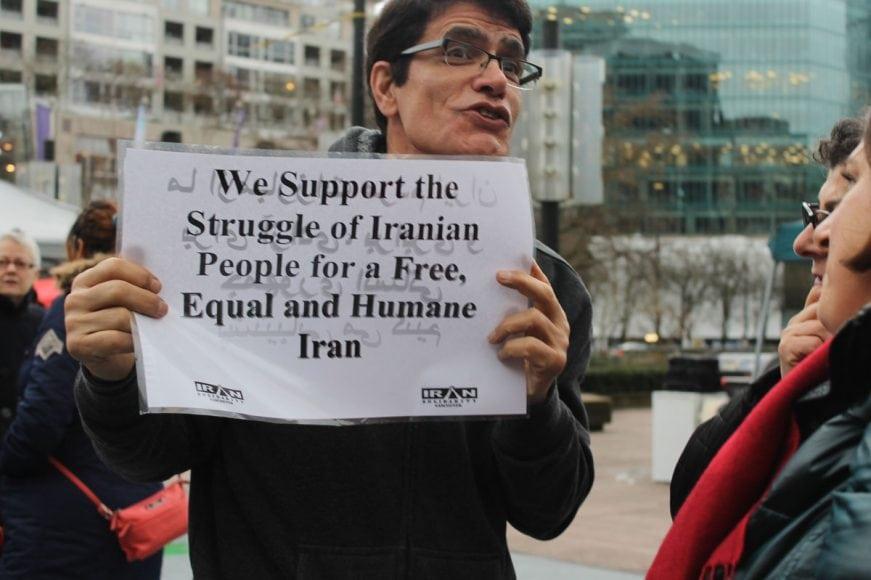 Photo-by-Mahin37 چگونه جنبش مردم در داخل ایرانبه خارج از کشور جان داد