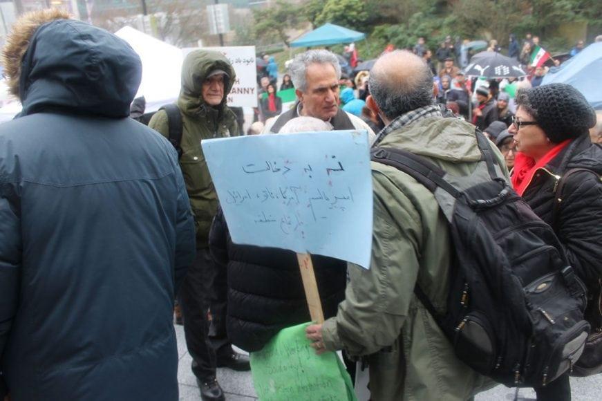 Photo-by-Mahin7 چگونه جنبش مردم در داخل ایرانبه خارج از کشور جان داد