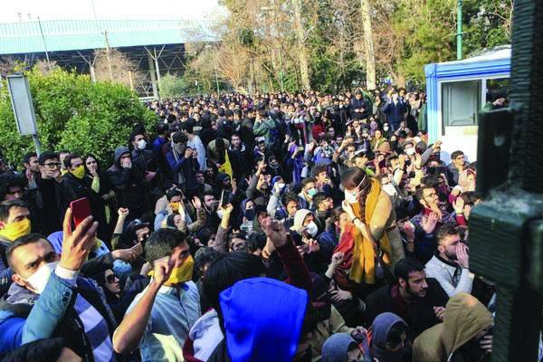 فراخوان برای گردهمایی در پشتیبانی از مبارزات مردم ایران – ونکوور