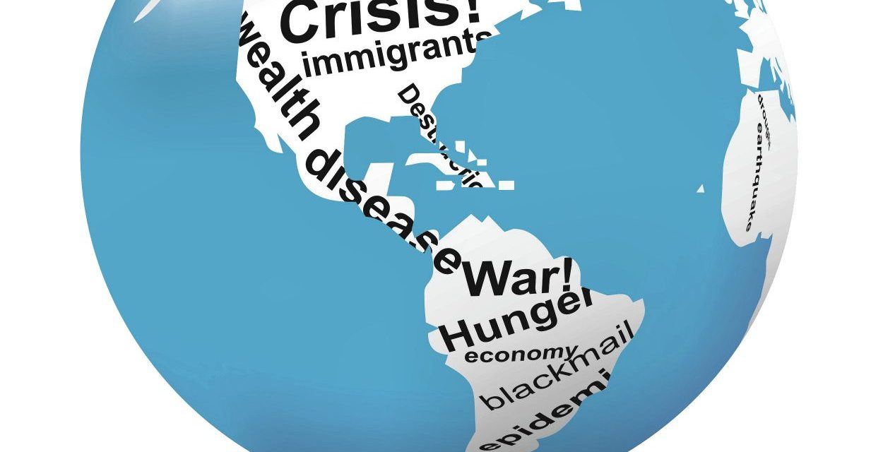 """ورود جهان به سال دوگانه """"انجماد بحران"""" یا """"تنش های بزرگ"""""""