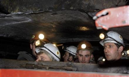 محبوس شدن کارگران معدن طلای بئاتریکس