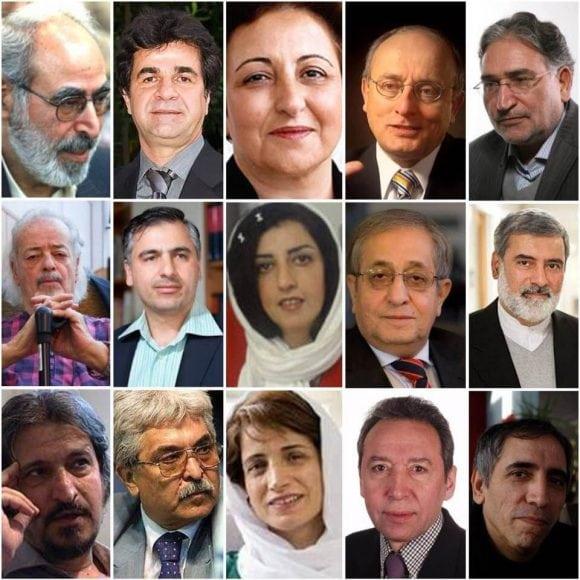 بیانهی ۱۵ فعال سیاسی و مدنی ایرانی برای تعیین نوع حکومت ایران