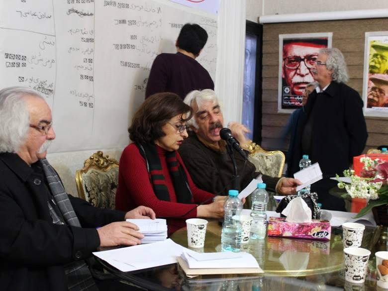 Kanoon-election-10 انتخابات کانون نویسندگان ایران برگزار شد