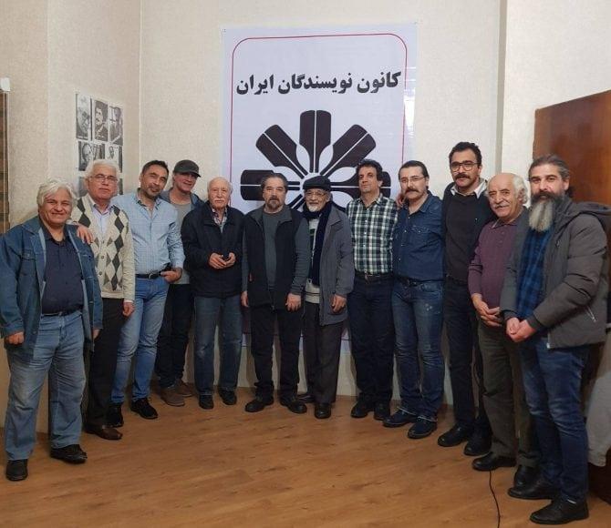 Kanoon-election-12 انتخابات کانون نویسندگان ایران برگزار شد