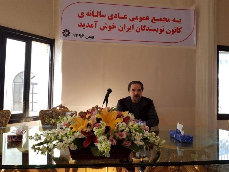 Kanoon-election-13 انتخابات کانون نویسندگان ایران برگزار شد